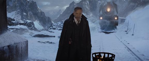 Кадр из фильма Убийство в Восточном экспрессе