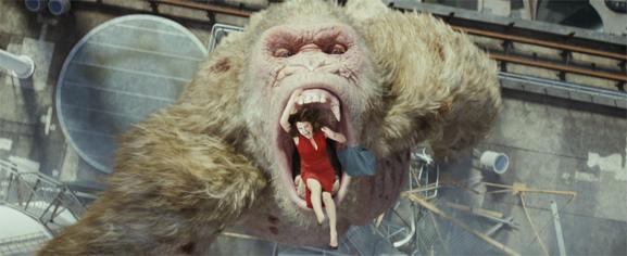 Кадр из фильма Рэмпейдж