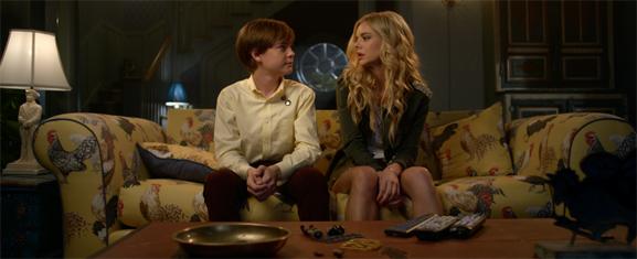 Кадр из фильма Няня